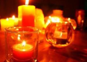 Candle_yoga